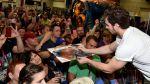 """""""Los vengadores"""" conocieron a sus fans en la Comic Con 2014 - Noticias de fotos de las vengadoras"""