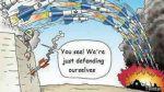 Redes sociales: otro escenario del conflicto palestino-israelí - Noticias de barbie humana