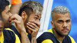 Dunga cargó contra Neymar y Alves por sus peinados y gorritas - Noticias de neymar peinado