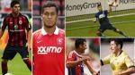 Más de 30 futbolistas peruanos ya se muestran en el exterior - Noticias de charles guelly