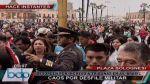 Parada Militar: el desordenado ingreso a la tribunas - Noticias de desfile militar