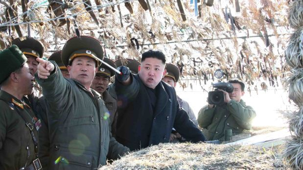 Corea del Norte amenaza con ataque nuclear a la Casa Blanca
