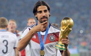 Bautizan con el nombre de Sami Khedira un estadio en Alemania