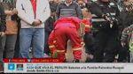 Joven se desmaya antes que empiece la Parada Militar - Noticias de desfile militar