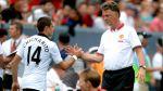 Van Gaal en el Manchester United: tres partidos, tres triunfos - Noticias de danny evans
