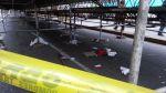 Tráfico y desorden en la Av. Brasil luego de la Parada Militar - Noticias de tráfico vehicular