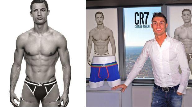 Cristiano Ronaldo no puede usar su marca CR7 en Estados Unidos