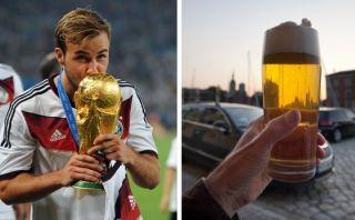 Alemania: 970 millones de litros de cerveza por el Mundial