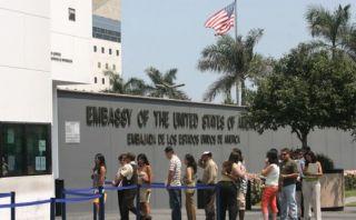 Estados Unidos no está emitiendo visas por problemas técnicos
