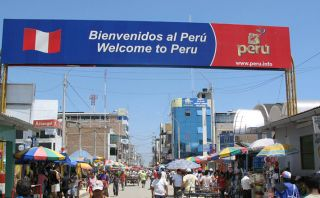 Anuncian campaña turística para fronteras con Chile y Ecuador