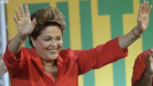 "Brasil: Rousseff dice que dará ""goleada a los pesimistas"""