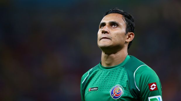 Keylor Navas, guardameta costarricense (Foto: Getty Images)