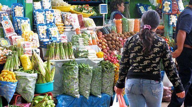 5,700 toneladas de alimentos ingresaron a mercados mayoristas