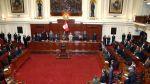 Congreso defiende sus fueros y rechaza postulación de Falconí - Noticias de poder legislativo
