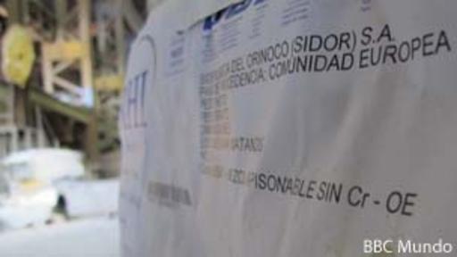 Los sidoristas se quejan de que los materiales son importados, cuando podrían ser producidos en Venezuela.