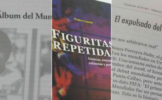 """""""Figuritas repetidas"""" se presenta en la Feria del Libro"""