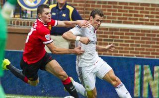 Real Madrid perdió 3-1 contra el Manchester United