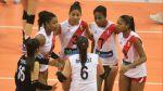 Vóley: Perú juega hoy con Puerto Rico por el Grand Prix - Noticias de daniela uribe
