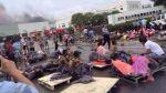 China: explosión dejó al menos 65 muertos y 100 heridos - Noticias de jiangsu