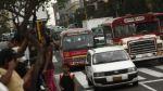 Buses y cústers recorrerán solo 5 días más vía Tacna-Arequipa - Noticias de transporte público en lima