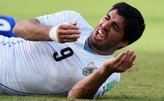 La FIFA confirmó los 8 partidos de suspensión a Luis Suárez