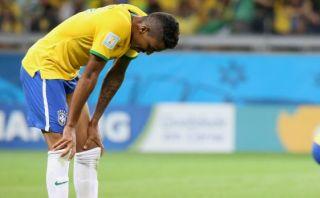 Brasileño Luiz Gustavo no olvida la derrota contra Alemania