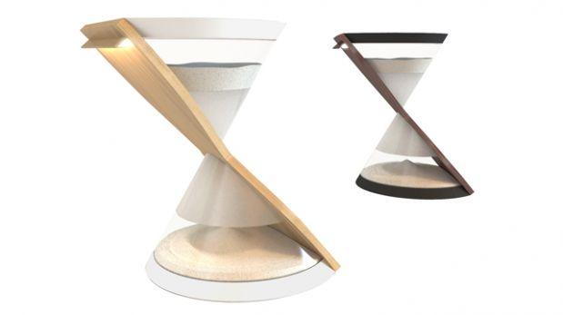 Ahora puedes iluminar tu casa usando la energía de la arena