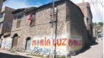 Pintan fachada de casona histórica con propaganda electoral - Noticias de luis jaime castillo butters