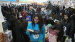 FIL Lima 2014 superó asistencia y ventas del año anterior - Noticias de feria internacional del libro de lima 2013