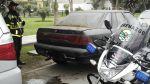 ¿Alguien puede retirar este auto abandonado en La Molina? - Noticias de ordenanza municipal