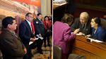 Crisis en Gana Perú: ¿cómo le afecta perder 11 congresistas? - Noticias de claudia cornejo