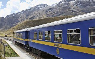 Trenes de altura: Recorre en ellos las rutas del Perú