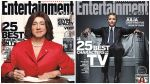 Kevin Spacey y Julia Louis-Dreyfus cambian roles en revista - Noticias de julia louis dreyfus