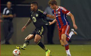 Bayern cayó en amistoso con presencia de campeones mundiales