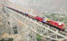 Tren tiene capacidad para descongestionar la Carretera Central
