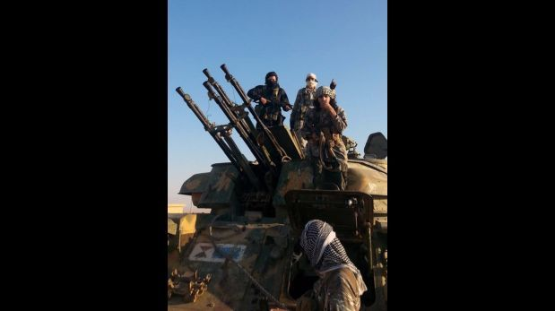 EE.UU. contempla bombardear al Estado Islámico en Iraq