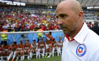 """Sampaoli: """"Chile no está obligado a ganar la Copa América 2015"""""""