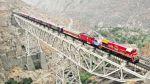 Daños en Ferrocarril Central complican transporte de mineral - Noticias de jose olaechea