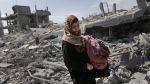 Claves del conflicto en Gaza según los palestinos en el Perú - Noticias de servicio civil