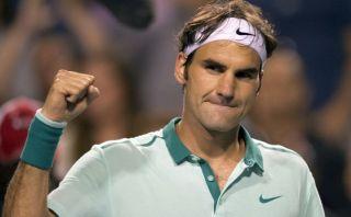 Roger Federer celebra su cumpleaños 33 con victoria en Toronto