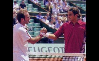 El día en que Luis Horna eliminó a Federer de Roland Garros