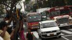 Suspenderán por horas tránsito de buses públicos en eje Tacna - Noticias de gerencia de transporte urbano