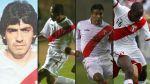 Así cambió el once de la selección peruana a través de los años - Noticias de mundial brasil 2014