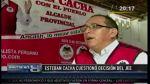 """Esteban Cacha: """"Estoy orgulloso de mi apellido"""" - Noticias de antecedentes penales"""