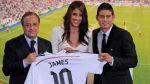 Esposa de James recibe ofertas para jugar vóley playa en Madrid - Noticias de felipe pascual