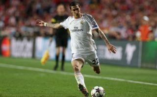 Di María viaja con el Real Madrid para jugar la Supercopa