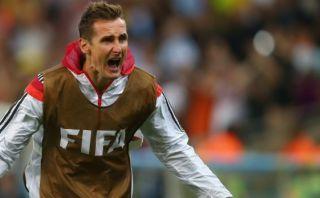 Retiro de Klose: revive sus 16 goles en los Mundiales