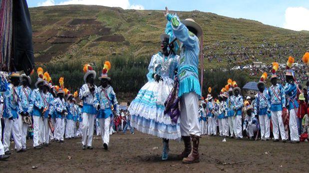 Huancavelica: declaran Patrimonio Cultural danza Los Negritos
