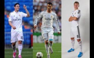 Con Cristiano, James y Kroos el Madrid busca la Supercopa