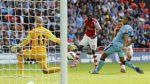 Mira los goles del Arsenal ante el City en la Community Shield - Noticias de wembley
